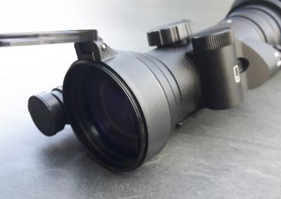 Dedal 546 mit  Photonis-Röhre