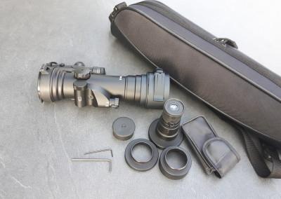 Komplettpaket Dedal 546 mit Photonis-Röhre