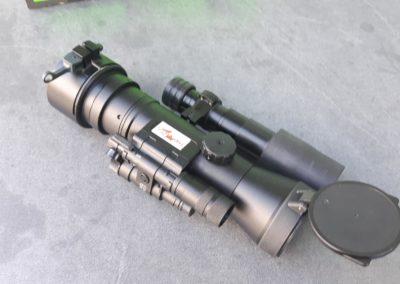 Dedal 552 mit Photonis-Röhre