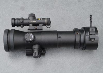 Lynx Edition Jagdfux mit Helligkeitsregelung