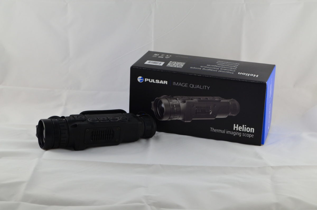 Pulsar Helion XP