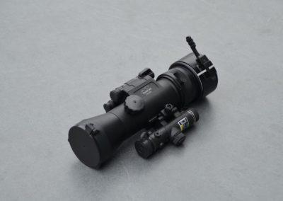 Dedal 542 GEN III mit Adapter