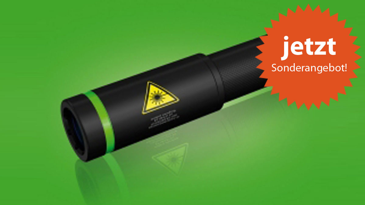 LASERLUCHS® IR-Laser Aufheller LA850-50-PRO II