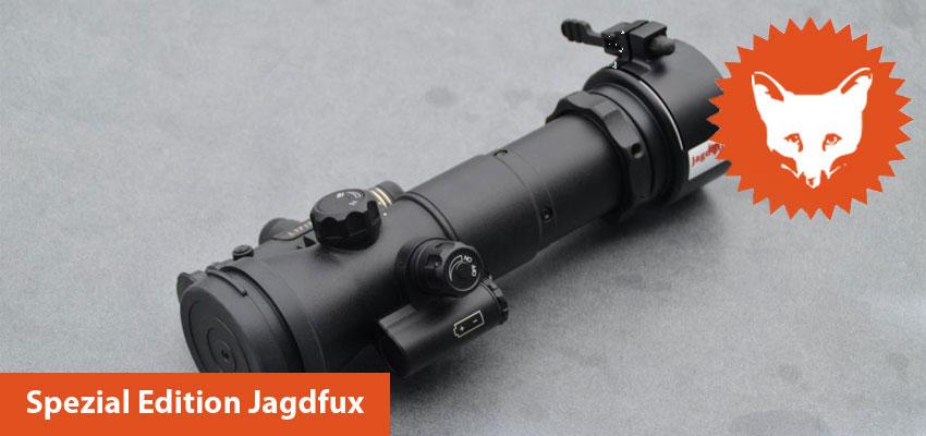 Lynx Nachtvorsatz, Edition Jagdfux mit Helligkeitsregelung