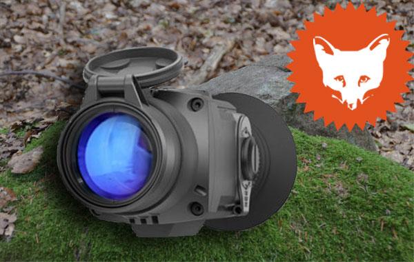Wärmebild Zielfernrohr Mit Entfernungsmesser : Wärmebildvorsatzgeräte wärmebildkamera günstige preise jagdfux
