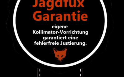 Die umfangreiche Jagdfux-Garantie