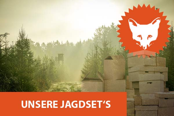 """Jagdset """"Schwarzwildpirsch"""""""