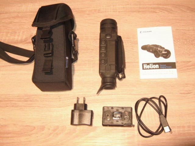 Pulsar Helion XQ19F Wärmebildgerät Komplettpaket für 1800,00 €