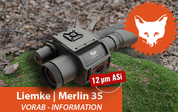 LIEMKE Merlin-35 Wärmebildvorsatzgerät