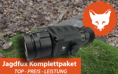 Testbericht Liemke Merlin 42 Wärmebildvorsatzgerät / Wärmebildkamera