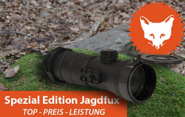 Lynx Nachtvorsatz mit Photonis Echo, Edition Jagdfux