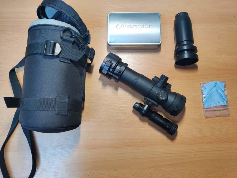 Kunden Verkauf: Nachtsichtvorsatzgerät