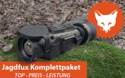 Jagdlicher Test für die Dual Use Wärmebildkamera Guide TA 435
