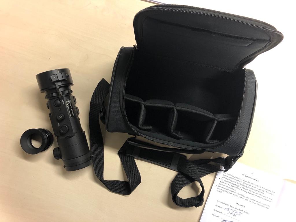 Dipol TFA 1000 Wärmebildvorsatzgerät