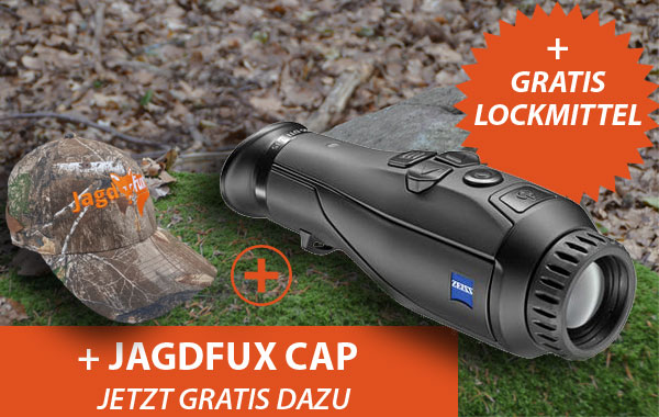 Zeiss DTI 335 + Jagdfux Cap
